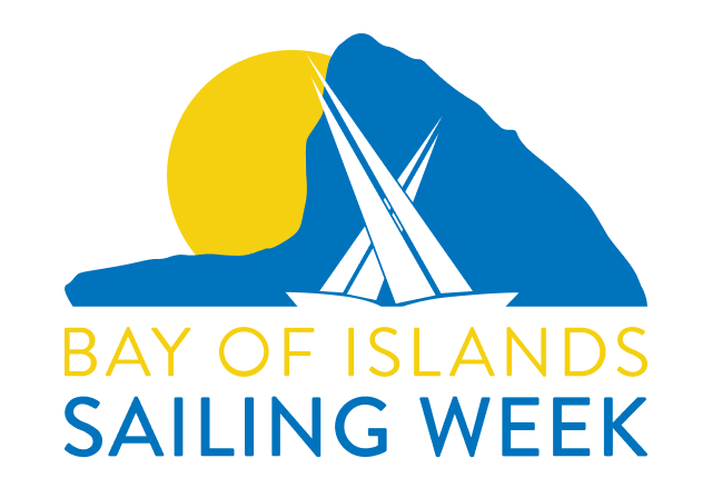 Bay of Islands Sailing Week logo