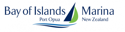 Bay of Islands Marina logo