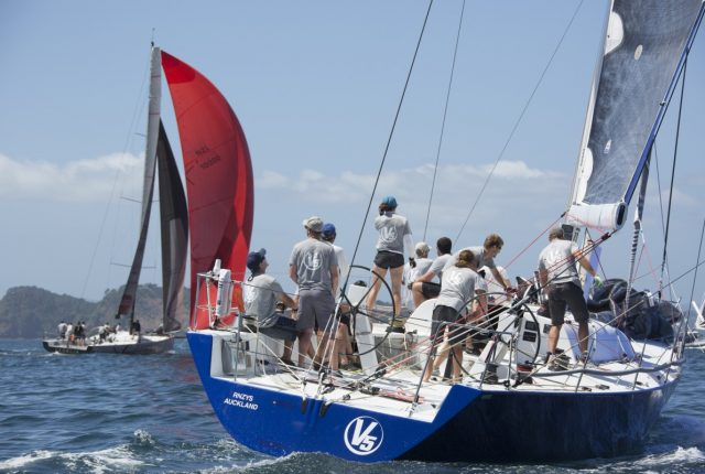 Stars of sailing to grace NZ's biggest multi-day regatta next week teaser image