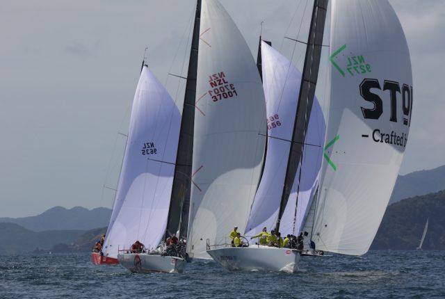 NZ sailors get set for a week of back-to-back sailing events teaser image