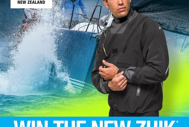 Win a stylish Aroshell Smock from our event sponsors Zhik NZ! teaser image