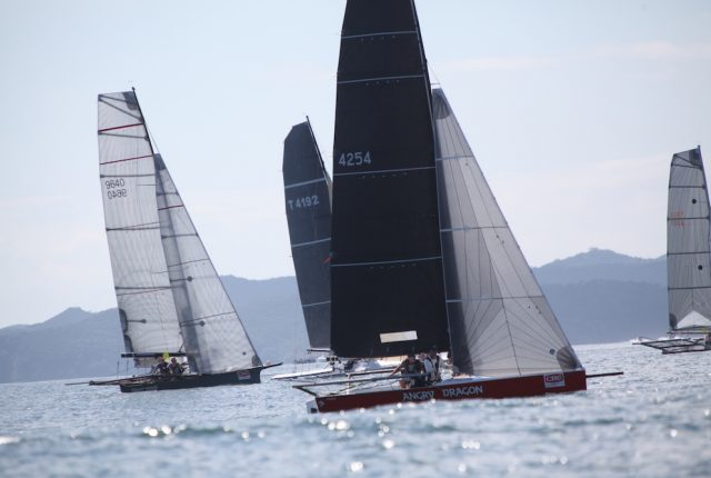 Light winds and high spirits conclude CRC Bay of Islands Sailing Week 2018 teaser image