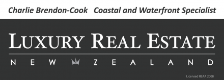 Charlie Brendon-Cook - Luxury Real Estate Bay of Islands logo