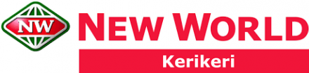 New World Kerikeri logo