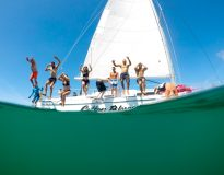 Clean wakes a priority at CRC Bay of Islands Sailing Week teaser image
