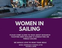 YNZ Women in Sailing teaser image