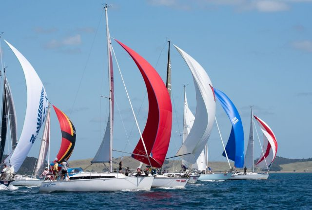 Biggest ever CRC Bay of Islands Sailing Week begins tomorrow teaser image