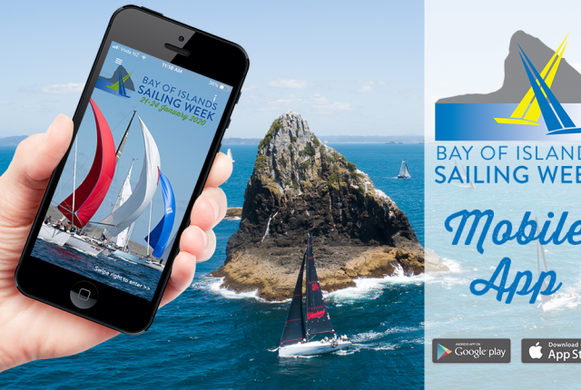 Get the Official Bay of Islands Sailing Week Mobile App teaser image