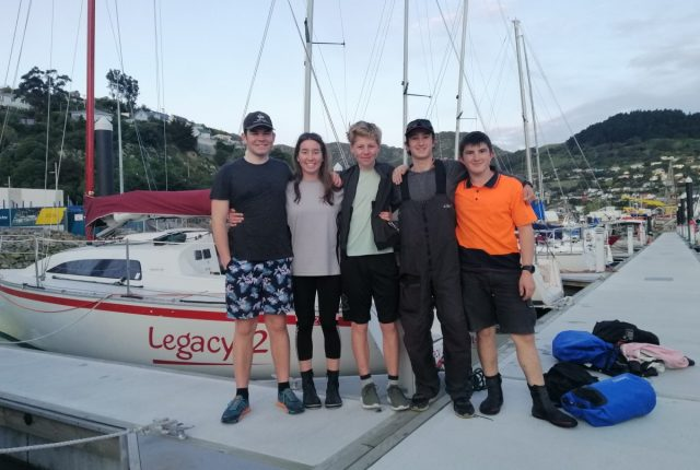 Young guns going for gold at CRC Bay of Islands Sailing Week teaser image