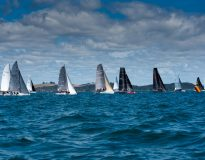 Relaxed start to CRC Bay of Islands Sailing Week teaser image
