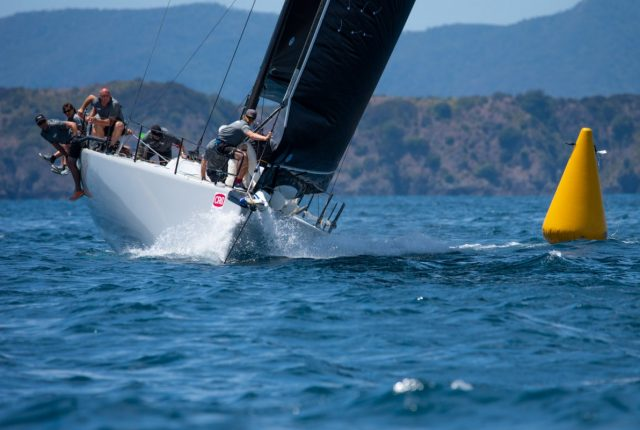 Steady performances in steady breeze at CRC Bay of Islands Sailing Week teaser image