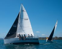 Another record-breaking year for CRC Bay of Islands Sailing Week teaser image