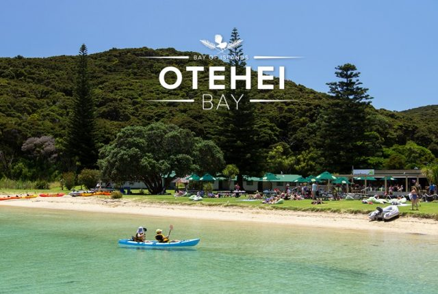 Experience a slice of Island paradise at Otehei Bay teaser image