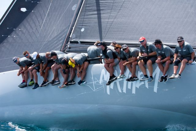 Tight racing a feature of CRC Bay of Islands Sailing Week teaser image