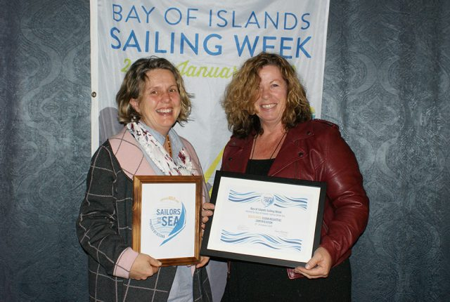 Bay of Islands Sailing Week scoops gold sustainability award teaser image