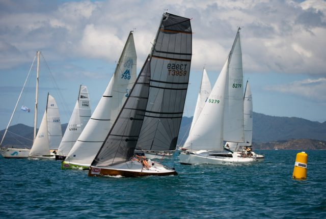 Media Release: Entries open for CRC Bay of Islands Sailing Week 2021 teaser image