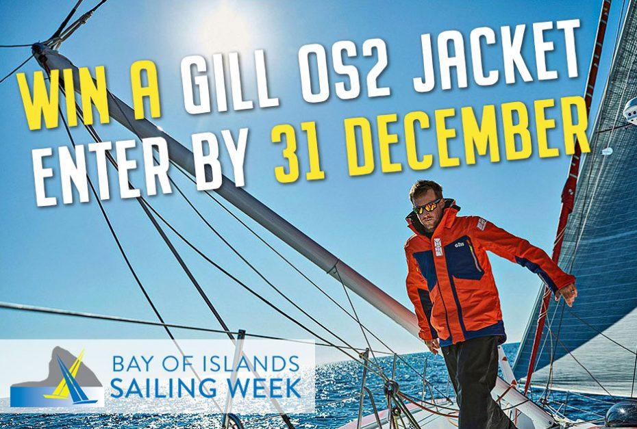 Win a Gill OS2 Jacket