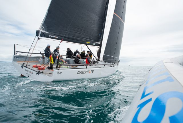Melges 40s line up for first time at CRC Bay of Islands Sailing Week teaser image