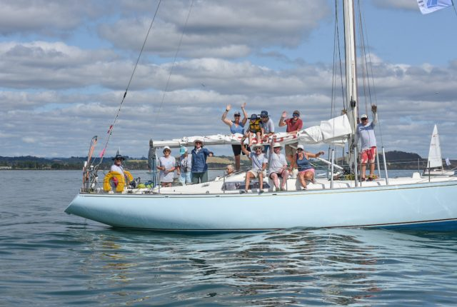 19th CRC Bay of Islands Sailing Week kicks off in spite of Covid scare teaser image