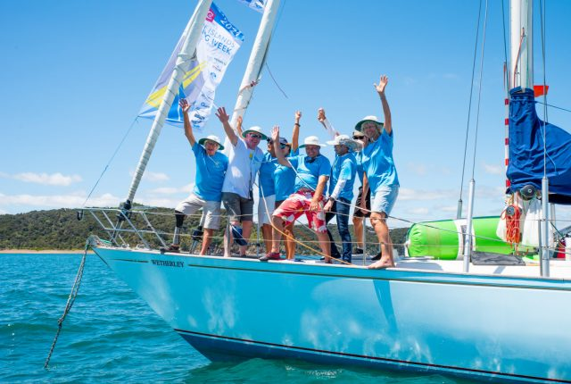 Top sustainability award for CRC Bay of Islands Sailing Week teaser image